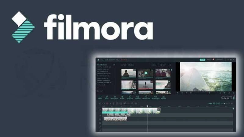 Filmora Video Editor! Aplikasi Pembuat Slideshow Bagi Pemula