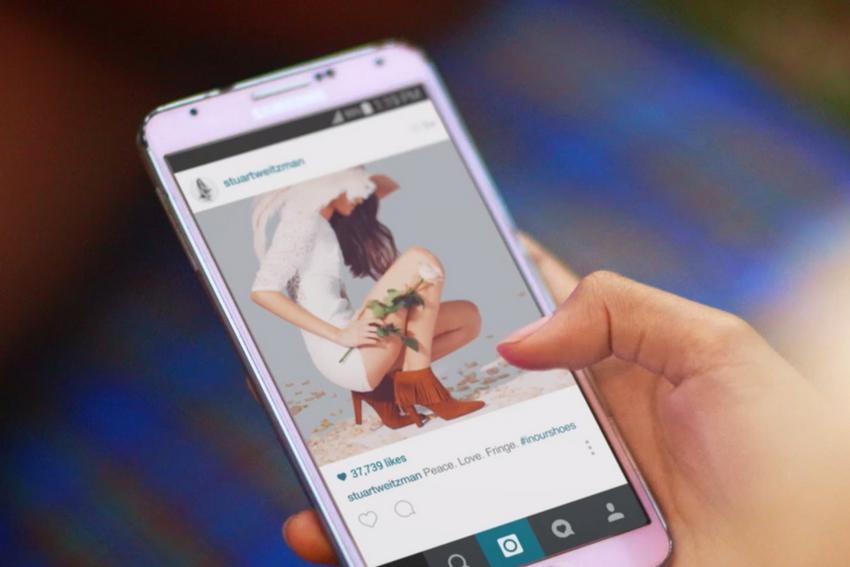 Cara Mengupload Gambar di Instagram