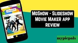 Review Aplikasi MoShow Slideshow Foto & Video