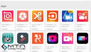 Aplikasi Edit dan Upload Video Youtube