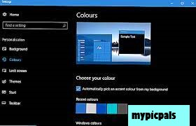 Cara Membuat Latar Belakang & Layar Kunci Tampilan Slide Windows 10 Kustom